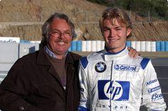 Keke e Nico Rosberg