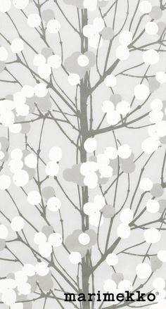 マリメッコ/ネイチャーパターン9 iPhone壁紙 Wallpaper Backgrounds iPhone6/6S and Plus Marimekko Nature Pattern iPhone Wallpaper