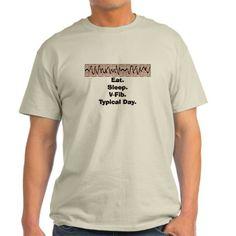 Funny V-Fib T-Shirts T-Shirt on CafePress.com http://www.cafepress.com/mf/69696216/funny-vfib-tshirts_tshirt?productId=671650940