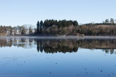 Little lake in Germany on a short trip to the allgäu.