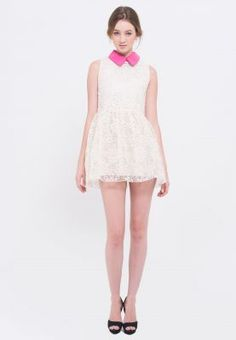 Vanila dress