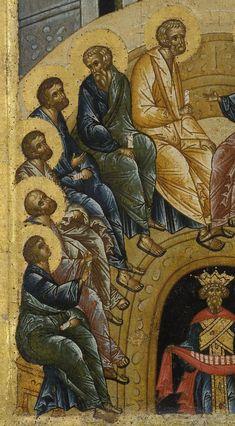Frescele lui Alexandru Soldatov (Partea a Profile Picture, Byzantine Art, Painting, Art, Pictures, Fresco, Byzantine Icons, Christian Art, Art Pictures