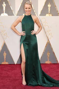 Quais foram os melhores looks do Oscar 2016? - Oscar's dresses - Oscars - Oscar 2016 - red carpet - party dress - Rachel McAdams