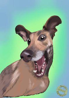 Created by #Sjelly in #Procreate Scooby Doo, Happy, Fictional Characters, Design, Art, Art Background, Kunst, Ser Feliz