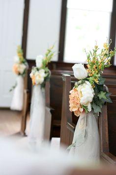 Church Wedding Decorations Pictures | Wedding Decor Ideas