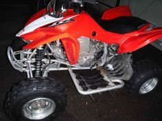 Used 2013 Honda TRX400EX ATVs For Sale in Minnesota. 2013 HONDA TRX400EX, Nice used 2013 Honda TRX400 EX with nerf bars already installed. Save some money and grab this nice 400 EX. Tousley Motorsports is the largest Motorsports dealer in the Midwest! We offer new Can Am, Ski Doo, Sea Doo, Yamaha, Honda, Polaris, Victory and all brands of used vehicles. Our used vehicles have been inspected by factory trained technicians, have fresh oil and filter and are ready to ride. Financing is…