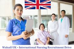 #Walsall #UK - International #Nursing #Recruitment #Drive. Read more....   https://www.morevisas.com/immigration-news-article/walsall-uk-international-nursing-recruitment-drive/4598/