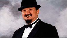 """Wrestling in the 1980s was about larger than life characters in the WWF. One guy who definitely stood out from the crowd was a manager named Mr Fuji. Known as """"The Devious One"""" Fuji led more than a..."""