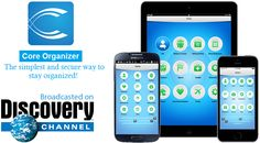 Core Organizer: Productivity App Developed by Hidden Brains Featured on Discovery Channel - Hidden Brains Blog