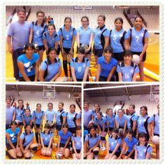 Voleibol team Inan