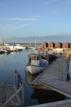 Swedish sea coast via Annehem