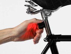 LUCETTA BY PALOMAR ORIGINALE kit luci batteria per la tua bici 2