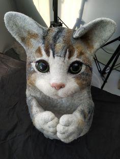 Cat Backpack, Owl, Backpacks, Bird, Cats, Animals, Gatos, Animales, Animaux