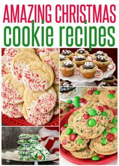 5 Amazing Christmas Cookie Recipes
