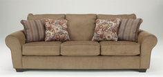 Galand Umber Sofa by Ashley Furniture