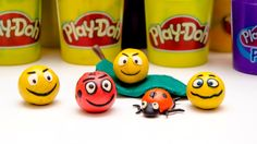 Play Doh Smiles. Play Doh Smiles by Funny Socks!