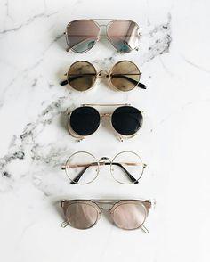 """streetstyleplatform: """" Sunglasses """""""