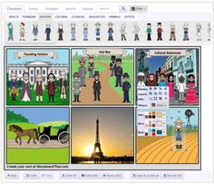 Module 3: A great tool to create your storyboards.  Easy to use and with lots of…