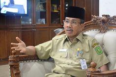 Kadisbun Riau Perjuangkan Nasib Petani di Rakor Harga TBS se-Indonesia