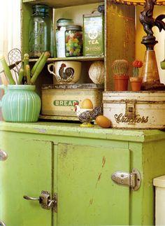 Authentic Farm House kitchen