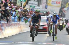 Andrey Amador @ 2012 İtalya Bisiklet Turu 14. Etap