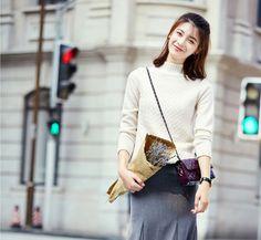 Cheap womens wool sweater, Buy Quality fashion sweater directly from China sweater fashion Suppliers: 2017 autumn women fashion wool sweater