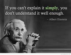 Albert Einstein Inspirational Quote
