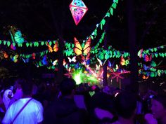 Boomtown fair festival - tribe of the frog 🐸