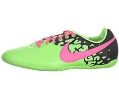 Nike Kids NIKE JR ELASTICO II INDOOR SOCCER SHOES | Go Pro Shoes | Top Sneakers and Athletic Gear