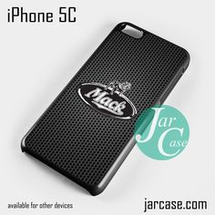 mack truck logo Phone case for iPhone 5C and other iPhone devices