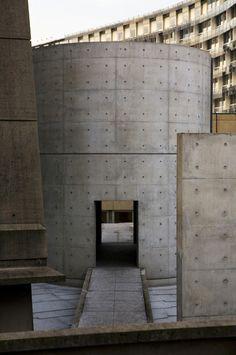 Espace de meditation, UNESCO, Paris by Tadao Ando