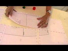 COMO IMPRIMIR moldes do curso de malha na sua impressora normal - YouTube