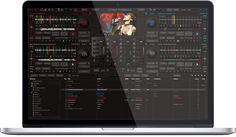 DJ Mixer Pro on Mac. DJ Mixer Professional  The world's most advanced VJ/DJ software for mixing music, video and karaoke. DJ Mixer Pro includes all the advanced features a real DJ needs. Available for Mac OS X and Windows.