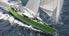 Special Report: Maxi Yacht Rolex Cup: The Greening of Superyachts