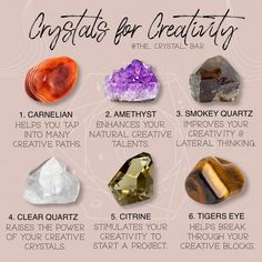 Crystal Kingdom, Lateral Thinking, Happy Rock, Smokey Quartz, Clear Quartz, Crystal Healing, Improve Yourself, Amethyst, Gemstone Rings
