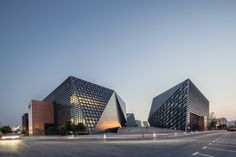 Completed in 2016 in Bishan Qu, China. Images by ARCH-EXIST. Bishan Cultural and Art Center is located in the north of Central Park Lake, Bishan, Chongqing. It is one of the earliest projects in this area, and...