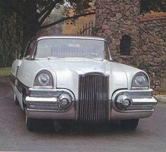 1955 Packard Request