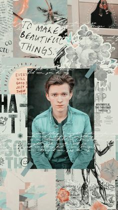 - Man Tutorial and Ideas Aesthetic Iphone Wallpaper, Aesthetic Wallpapers, Tom Holland Tumblr, Tom Holand, Baby Toms, Tom Holland Peter Parker, Avengers Wallpaper, Tommy Boy, Cute Wallpapers