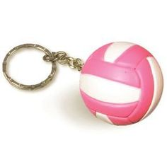Tandem Sport Tskeypkwhvball Volleyball Pink and White Key Chain, Adult Unisex Volleyball Chants, All Volleyball, Volleyball Team Gifts, Volleyball Outfits, Volleyball Quotes, Coaching Volleyball, Volleyball Pictures, Volleyball Players, Girls Basketball