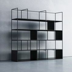 Daniel Barbera Shelves