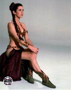 Rare Slave Leia Images - Star Wars Photo (35052847) - Fanpop