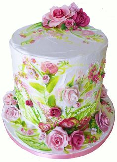 A Touch of Magic - Specialist Cake Maker Cork - Weddings - Birthdays - Anniversary - Occassional