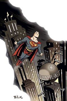 Superman by Dave Bullock