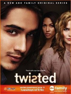 #Twisted