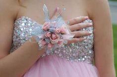 Prom Corsage  Pretty picture