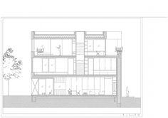 Villa Criss-Cross Envelope by OFIS - News - Frameweb