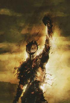 Soul of Cinder Dark Souls Wallpapers - hd wallpaper Dark Fantasy Art, Dark Art, Ornstein Dark Souls, Arte Dark Souls, Soul Saga, Pen & Paper, Illustration Mode, Fantasy Warrior, Cinder