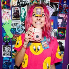 Chloe Norgaard for Nasty Gal! :)