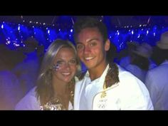 2012 London Olympics through the eyes of the Team GB divers