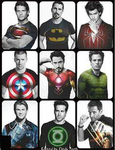 The super heros